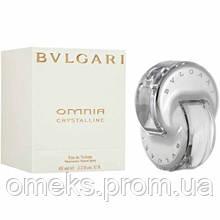 Женская туалетная вода Bvlgari Omnia Crystalline (булгари омния кристаллайн)