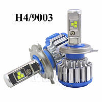 Xenon T1-H4 LED Turbo