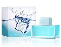 Женская туалетная вода Antonio Banderas Blue Cool Seduction (свежий цветочный аромат) AAT