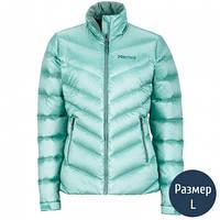 Куртка-пуховик женская MARMOT Wm's Pinecrest, spanish moss (p.L) 78410.4907-L