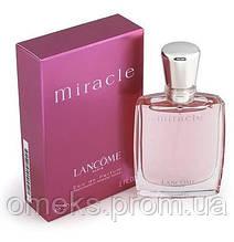 Женская парфюмированная вода Miracle от Lancôme  (Миракл от Ланком - легкий, нежный, романтичный аромат)