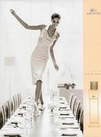 Женская парфюмированная вода Lacoste Pour Femme Lacoste (Лакоста пур фем - утонченный, элегантный аромат)