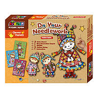 Набор для вышивания Avenir Clever Hands Do your Needlework (СН1099)