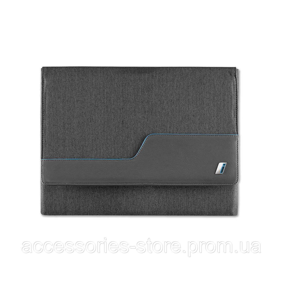 Многофункциональная сумка для ноутбука BMW i Laptop Bag, Multifunctional, Carbon Grey