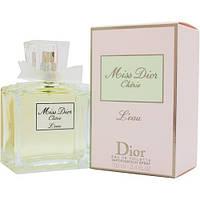 Женская туалетная вода Miss Dior Cherie L`Eau Dior (Мисс Диор Черри Ли - свежий цветочно-цитрусовый аромат)