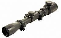 Прицел Tasco 3-9x32-E оптический, высококачественные стеклянные линзы, сетка Duplex, корпус алюминий