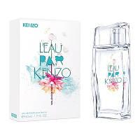 Женская туалетная вода L'Eau par Kenzo Wild Edition (легкий цветочно-фруктовый аромат)  AAT
