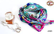 Брендовый шёлковый платок ETRO (реплика)