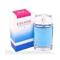 Женская туалетная вода Escada  Into the blue (Эскада Инто зе блу) AAT