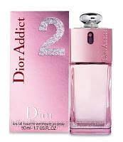Женская туалетная вода Dior Addict 2 (Диор Адикт 2) пьянящий, расслабляющий, чувственный  AAT
