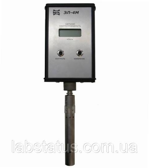 Прилад ЕЛ-4М для вимірювання питомої електропровідності