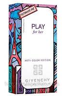 Женская парфюмированная вода Givenchy Play for Her – Arty Color Edition (новый, интригующий аромат)  AAT