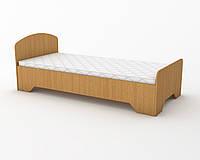 Кровать детская 140х60 см. Цвет на выбор КДО-005, фото 1