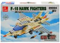Конструктор военный самолет 29004
