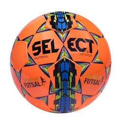 Футзальный мяч Select FUTSAL ATTACK 107343-325