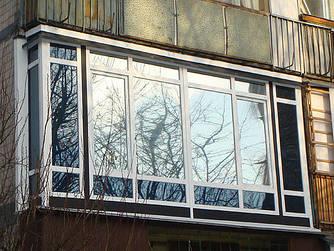 Французское остекление Балкона, Одесса