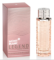 Женская парфюмировання вода Mont Blanc Legend  (изысканный цветочный древесно-мускусный аромат)  AAT
