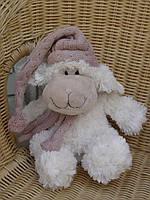 Мягкая овечка 19cm