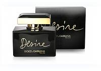 Женская парфюмированная вода Dolce & Gabbana The One Desire 2013 (богатый, глубокий восточно-цветочный)  AAT