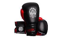 Боксерские перчатки Eagle Series Red, фото 1