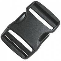 Застежка-фастекс для ремней Tatonka SR-Buckle Dual (38x60мм), черная 3375.040