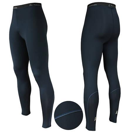 Спортивные мужские штаны-тайтсы Radical Nexus  (темно-синие) r5102