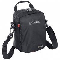 Сумка с защитой от считывания данных Tatonka Check In RFID Block (27,5x20,5x9см), черная 2962.040