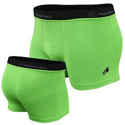 Качественные боксерки Radical Bomber зеленый (r4113)