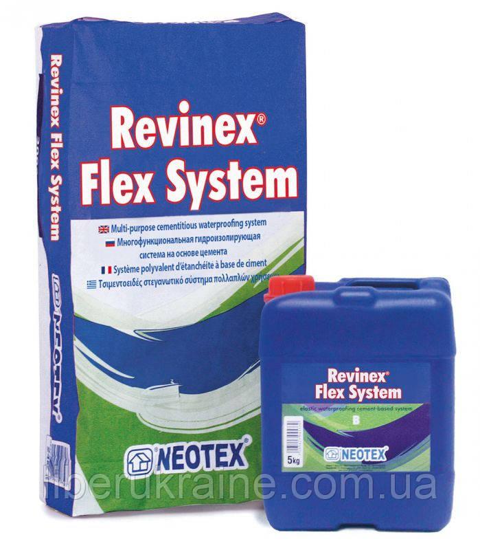 """Revinex Flex FP 32 kg - ООО """"Либер"""" в Киеве"""