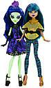Набір ляльок Monster High Аманіта і Нефера (Nefera de Nile & Amanita) Крик і Цукор Монстер Хай, фото 9