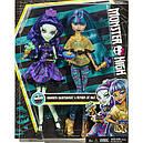Набір ляльок Monster High Аманіта і Нефера (Nefera de Nile & Amanita) Крик і Цукор Монстер Хай, фото 10