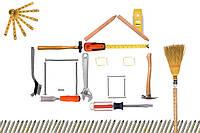 Товары для ремонта , домашний инструмент