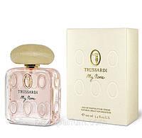 Женская парфюмированная вода Trussardi My Name (свежий и нежный цветочный аромат) AAT