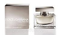 Женская туалетная вода Dolce&Gabbana Leau The One (сладкий цветочно-фруктовый аромат ) AAT