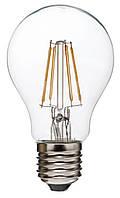 """LED лампа """"Filament Globe - 6""""6Вт A60 Е27 4200К"""