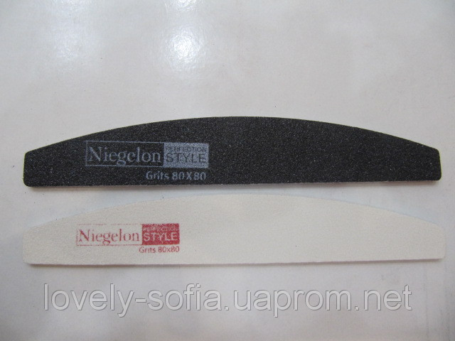 Пилочка минеральная  Niegelon(80*80)Half