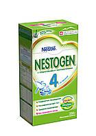 Детская сухая молочная смесь  Nestogen 4, 350г