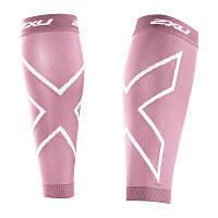 Компрессионные гетры 2XU UA2595b (розовый / розовый)