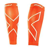 Компрессионные гетры 2XU UA2595b (оранжевый / оранжевый)