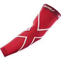Спортивные компрессионные рукава 2XU UA2594a (красный / красный)