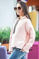 Пальто top-coat Емма рожеве