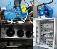Реставрация и ремонт старых холодильных камер