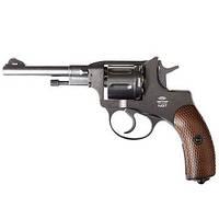 Револьвер пневматический Gletcher NGT Наган (4.5mm)