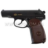 Пистолет пневматический SAS Макаров (4.5mm)