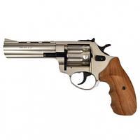 Револьвер под патрон флобера, нарезной PROFI (4.5', 4.0мм), сатин-бук
