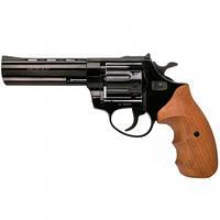 Револьвер под патрон флобера, нарезной PROFI (4.5', 4.0мм), ворон-бук