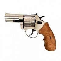 Револьвер под патрон флобера, нарезной PROFI (3.0', 4.0мм), сатин-бук