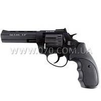 Револьвер под патрон флобера Stalker (4.5', 4.0mm), рукоятка черная