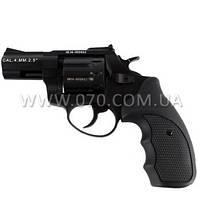 Револьвер под патрон флобера Stalker (2.5', 4.0mm), рукоятка черная