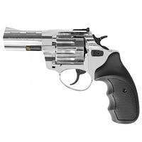 Револьвер под патрон флобера TROOPER S (3.0',4.0 mm), хром